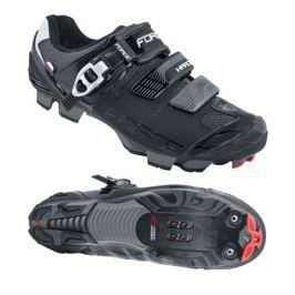 Cyklistické tretry Force MTB HARD černé