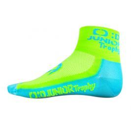 Ponožky zelené Junior Trophy KPŽ