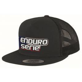 Kšiltovka Enduro černá