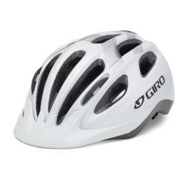 Cyklistická helma GIRO Skyline II bílá-stříbrná