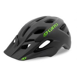 Dětská cyklistická helma GIRO Tremor matná černá