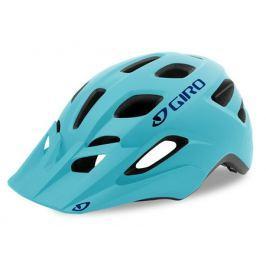 Dětská cyklistická helma GIRO Tremor matná tyrkysová