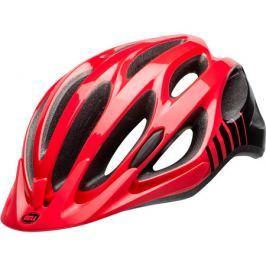 Cyklistická helma BELL Traverse lesklá červená/černá