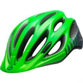 Cyklistická helma BELL Traverse matná zelená/šedá