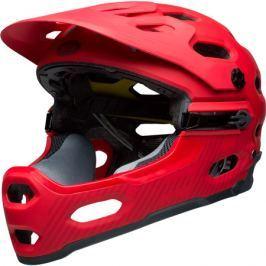 Cyklistická helma BELL Super 3R MIPS matná červená
