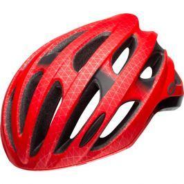 Cyklistická helma BELL Formula matná červená-černá