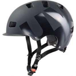 Cyklistická helma Uvex HLMT 5 PRO matná černá