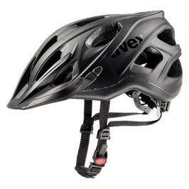 Cyklistická helma Uvex Stivo CC černá matná