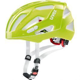 Cyklistická helma Uvex Quatro XC neonově limetková
