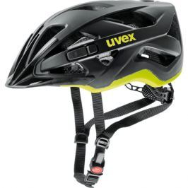 Uvex ACTIVE CC BLACK-YELLOW matt 2018