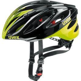 Uvex Boss Race black neon yellow 2018