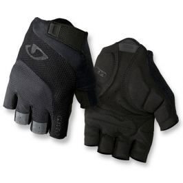 Cyklistické rukavice GIRO Bravo černé