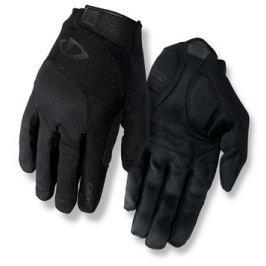 Dlouhoprsté cyklistické rukavice GIRO Bravo LF černé