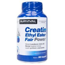 Survival Creatin Ethyl Ester Fair Power 90 tbl