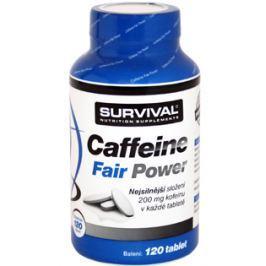 Survival Caffeine Fair Power 120 kapslí