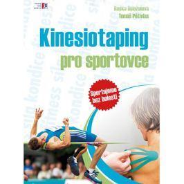 Kinesiotaping pro sportovce - Doležalová R., Pětivlas T.
