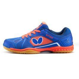 Pánská sálová obuv Butterfly Lezoline Rifones Blue/Orange