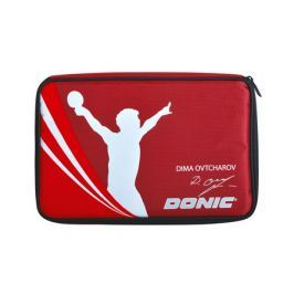 Pouzdro Donic Cover Ovtcharov Plus Red