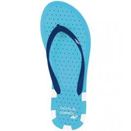 Žabky 4F KLD003 Light Blue