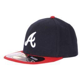 Kšiltovka New Era Authentic 59Fifty MLB Atlanta Braves