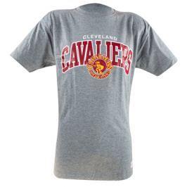 Pánské tričko Mitchell & Ness Team Arch NBA Cleveland Cavaliers
