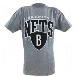 Pánské tričko Mitchell & Ness Team Arch NBA Brooklyn Nets