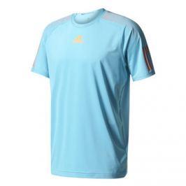 Pánské tričko adidas Barricade Tee Blue