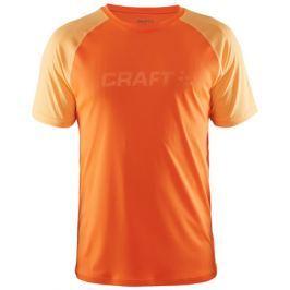 Pánské funkční tričko Craft Prime Orange
