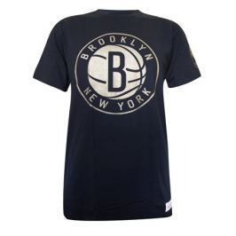 Pánské tričko Mitchell & Ness Winning Percentage NBA Brooklyn Nets