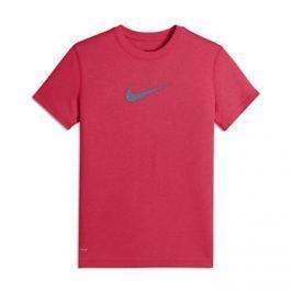 Dětské tričko Nike Dry Training Pink