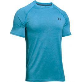 Pánské tričko Under Armour Tech SS Blue Shift