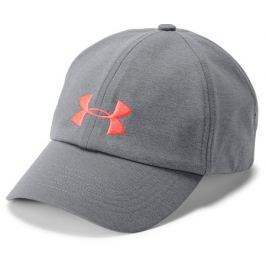 Dámská kšiltovka Under Armour Renegade Cap Graphite