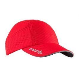 Kšiltovka Craft Running Red