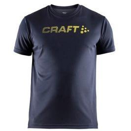 Pánské funkční tričko Craft Prime Logo Blue