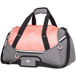 Sportovní taška 4F TPU007 Black Melange