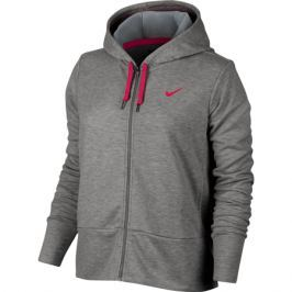 Dámská mikina Nike Dry Training Dk Grey Heather