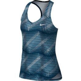 Dámské tílko Nike Court Pure Tennis Blue Force