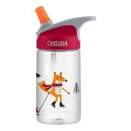 Dětská láhev CamelBak Eddy Kids 0.4L Foxes On Ice