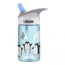 Dětská láhev CamelBak Eddy Kids 0.4L Playful Penguins