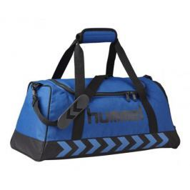 Taška Hummel Authentic Sports Bag Blue/Black S