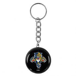 Přívěsek na klíče SHER-WOOD puk NHL Florida Panthers