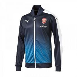 Pánská bunda Puma Arsenal FC Stadium Black Iris