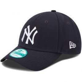 Dětská kšiltovka New Era Basic 9Forty MLB New York Yankees Navy/White