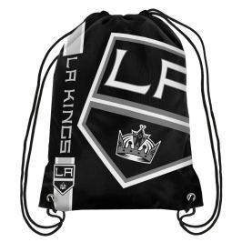 Vak Forever Collectibles Cropped Logo Drawstring NHL Los Angeles Kings