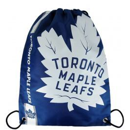 Vak Forever Collectibles Cropped Logo Drawstring NHL Toronto Maple Leafs