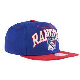 Kšiltovka Mitchell & Ness Team Arch NHL New York Rangers