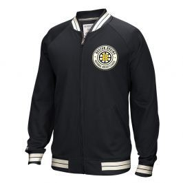 Pánská bunda CCM Full Zip NHL Boston Bruins