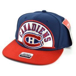 Kšiltovka Reebok Arched NHL Montreal Canadiens