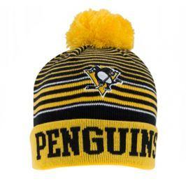 Dětská zimní čepice Old Time Hockey Jayce NHL Pittsburgh Penguins