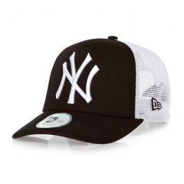 Kšiltovka New Era Trucker Clean MLB New York Yankees Black/White